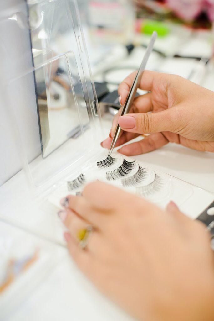 artificial false eyelashes